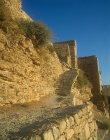 Kerak Crusader Castle, built 1142 by Payen le Bouteiller, Kerak, Jordan