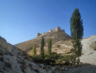 Shoubak Crusader Castle (Krak de Montreal) built in 1115 by Baldwin I King of Jerusalem, Shoubak, Jordan