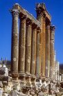 Cardo (street running north-south), Jerash, Jordan