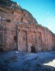 Roman soldier tomb, Petra, Jordan