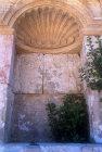 North Theatre, niche, Jerash, Jordan