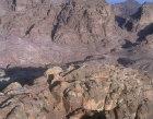 Jebel Madhbah, High Place of Sacrifice and Obelisks, Petra, Jordan