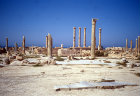 Libya, Sabratha, the Forum, 4th century AD