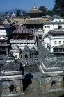 Golden Temple of Pashupatinath, Kathmandu, Nepal