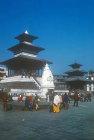 Majudeva Temple, late seventeenth century, Durbar Square, Kathmandu, Nepal