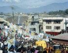 New Year Festival, Boudhanath, Kathmandu, Nepal