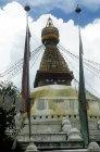 Swayambhunath stupa, Swayambhunath religious complex, Nepal