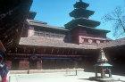 Mul Chowk palace, main courtyard, Patan, Nepal