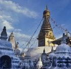 Swayambhunath, Buddhist stupa, Nepal