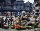 Street market, Kathmandu, Nepal