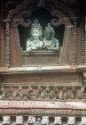 Shiva and Parvati, Kathmandu, Nepal