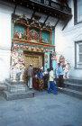 Hanuman Dhoka Palace Museum, Kathmandu, Nepal
