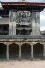 Bronze temple bell, Durbar Square, Bhaktapur, Nepal