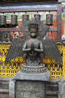 Garuda, holy bird of Hinduism and Buddhism, Patan, Nepal