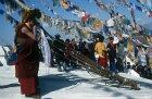 Buddhist New Year festival, Nepal