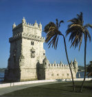 Belem Tower, sixteenth century, Lisbon, Portugal