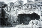 Tomb of the Kings, circa 1906, Jerusalem, Palestine