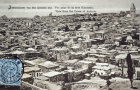 Palestine, Jerusalem, view from the Tower of Antonia circa 1906