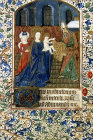 South Africa, National Library of South Africa, Capetown, the Presentation, from a 14th century Book of Hours