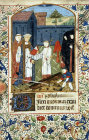 Burial, fourteenth century book of hours, South African Library Capetown, South Africa