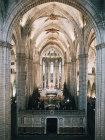 Choir and high altar, Barcelona Cathedral, Spain
