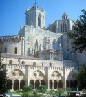 Tarragona Cathedral, twelfth to thirteenth centuries, Spain