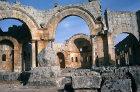 Syria, Qalaat Semaan, St Simeon
