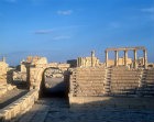 Hellenistic theatre, second century, Palmyra, Syria