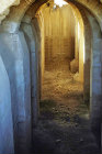 Huge underground cistern, Risaffe, Syria