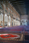 Syria, Damascus, interior of the Ommayad Mosque