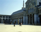Syria, Damascus, The Great Mosque or Ummayyad Mosque, 8th century