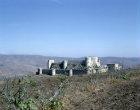 Krak des Chevaliers, Crusader castle, twelfth century, Syria