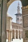 Syria, Damascus, Ummayad Mosque