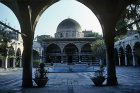 Syria, Damascus, the Tekkiye Mosque Madresa or Al-Salimya madrasa built by the Turkish architect Sinan in 1560 for Selim II