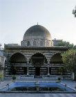 Syria, Damascus, the Tekkiye Madrasa built by Sinan in 1560