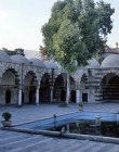 Syria, Damascus, the Tekkiye Madrasa built by Suleymans architect  Sinan in 1560