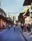 Street called Straight, old Roman decumanus maximus, mentioned in New Testament, Damascus, Syria