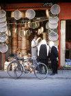 Sieve shop, Damascus, Syria