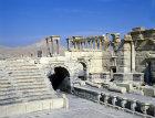 Syria, Palmyra, the Theatre, Roman period