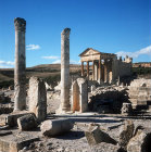 More images from Dougga