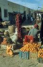 Market day at Foum Tataouine, Tunisia