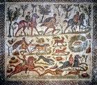 Hunting scenes,  Carthage, Tunisia
