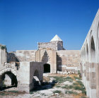 Turkey, Sultanhani, thirteenth century Selcuk caravanserai between Konya and Aksaray