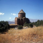 Turkey, Church on Akhtamar Island, Lake Van