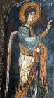 Archangel Gabriel, twelfth century, monastery church of  Eski Gumus, near Nigde, Cappadocia, Turkey