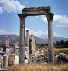 Temple of Aphrodite, Aphrodisias, ancient region of Phrygia, Turkey