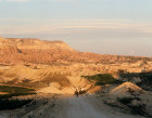 Turkey, Cappadocia,  peasants returning home at sunset
