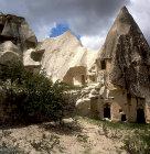 Turkey, Cappadocia,  rock-cut Churches, Goreme Valley