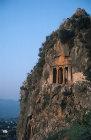 Turkey, Lycia, Fethiye (Telmessus) temple tomb