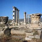 Temple of Apollo, Aphrodisias, ancient region of Phrygia, Turkey